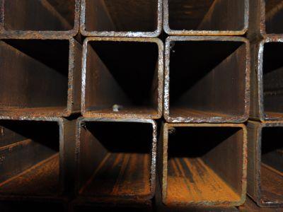 Труба квадратная профильная 120х120х3 мм